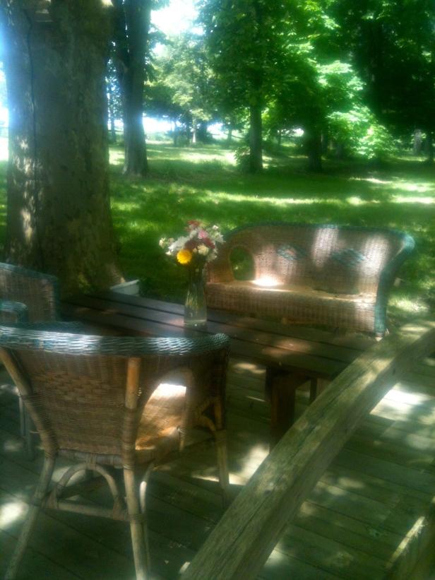 Le Maska salon d'été à partir du 15 juin...