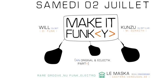 MAke It FUnky (LE MaskA) A3 FINAL
