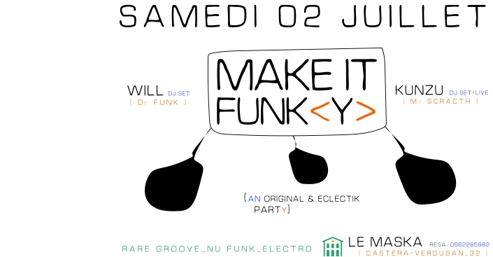 MAke It FUnky (LE MaskA) A3 FINAL