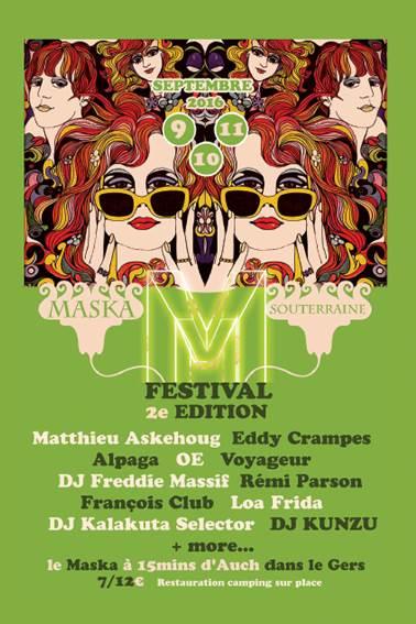 FESTIVAL MASKA SOUT